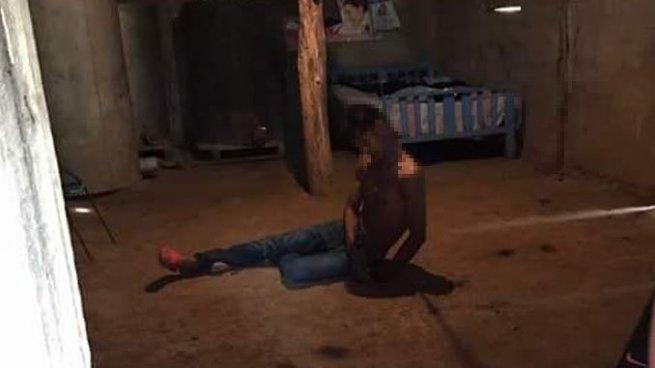Encuentran a hombre muerto amarrado con un lazo en el cuello en Usulután