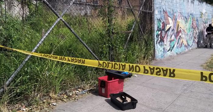 Cadáver de un hombre fue encontrado en final de la 75 Avenida Norte