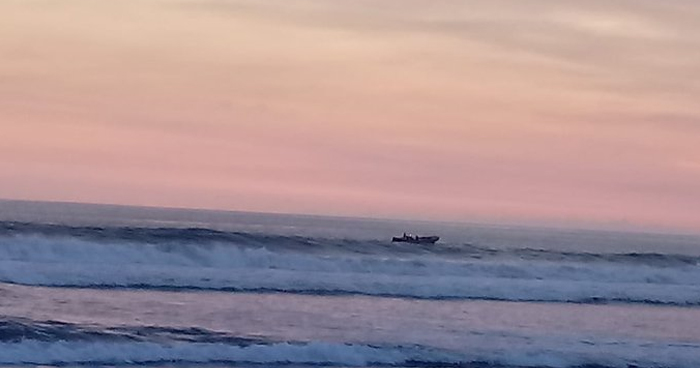 Jóvenes universitarios murieron ahogados en la Playa Costa Azul de Sonsonate
