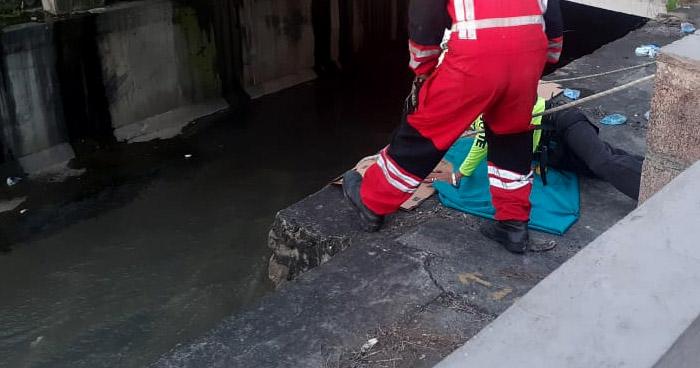Hallan cadáver de un hombre en río Acelhuate