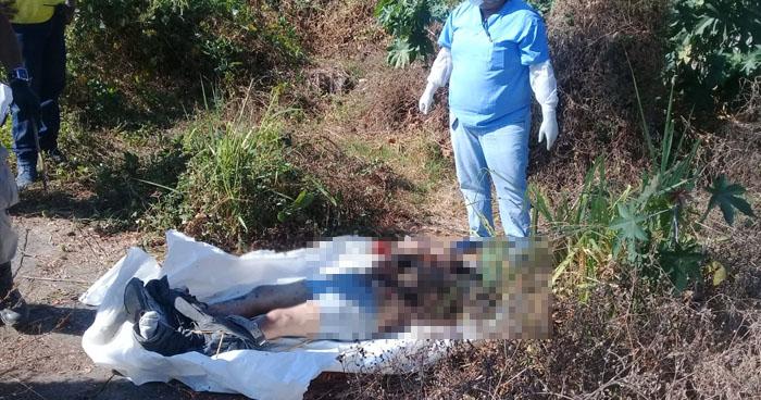 Recuperan el cadáver de un hombre asesinado en barrio San Antonio de San Salvador