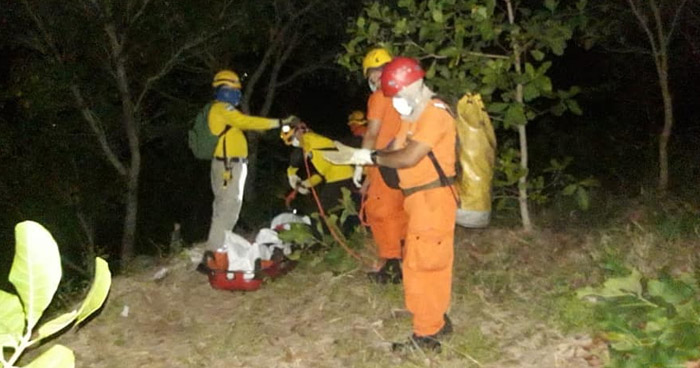 Hallan cadáver semienterrado de una adolescente en Cabañas