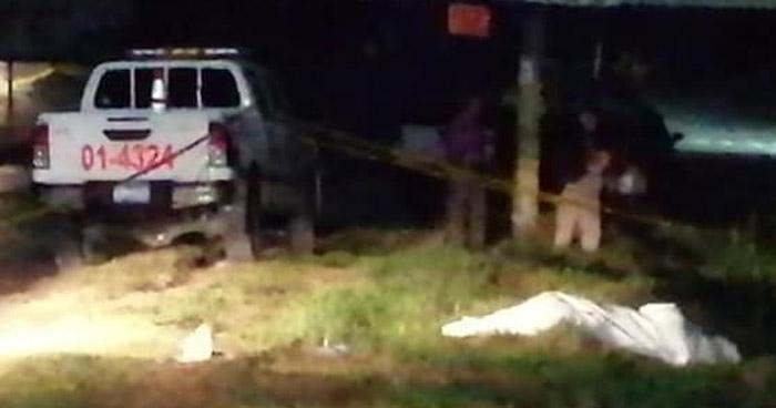 Encuentran cadáver en descomposición en río Las Cañas de Ilopango