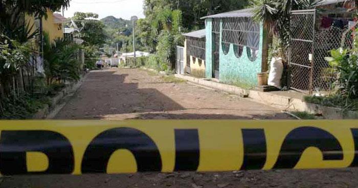 Encuentran cadáver de un hombre en Puerto el Triunfo, Usulután