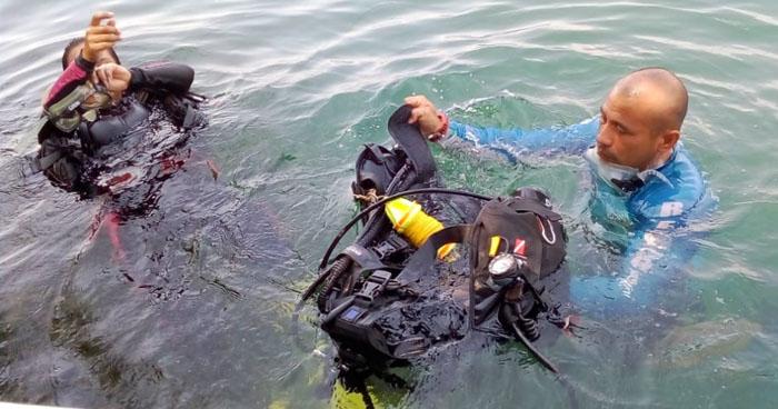 Encuentran el cadáver de un joven que se ahogó en el lago de Ilopango