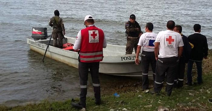 Encuentran cadáver de joven desaparecida en Lago de Güija