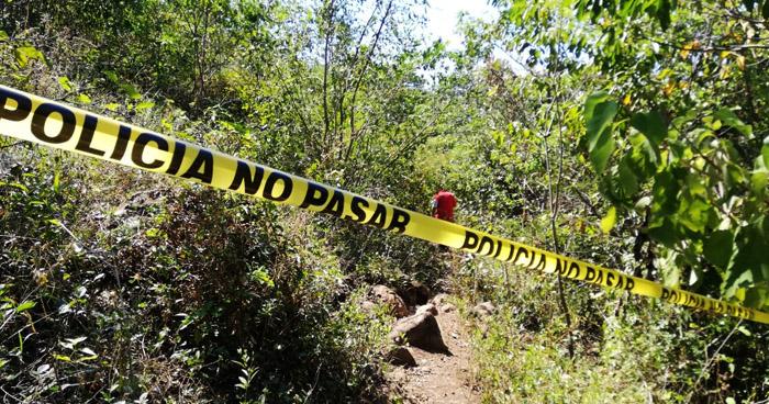 Encuentran cuerpo sin vida de un hombre en Lolotique, San Miguel