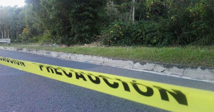 Encuentran cadáver de hombre asesinado en Bulevar Luis Poma