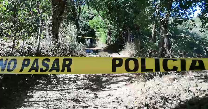 Hallan cadáver de un hombre en Moncagua, San Miguel