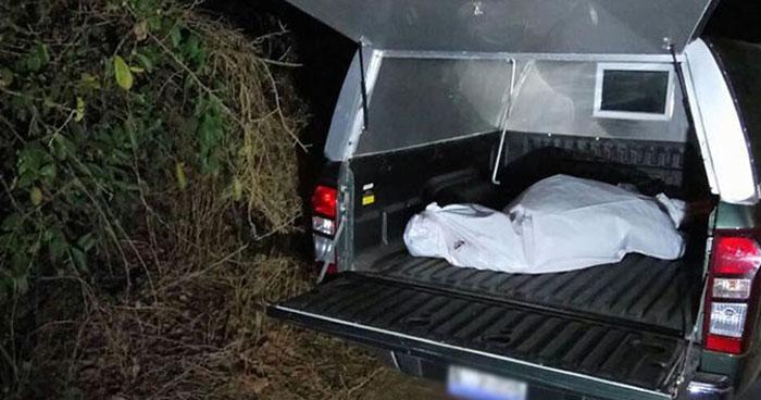 Joven fue asesinado afuera de su vivienda en Morazán