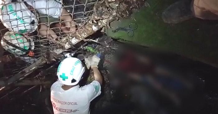 Recuperan el cuerpo sin vida de una mujer en Colón, La Libertad