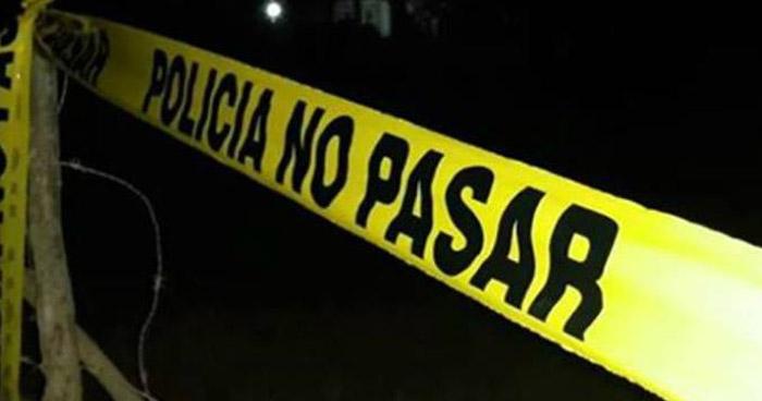 Dos pandilleros murieron tras enfrentarse a balazos con la PNC en Izalco, Sonsonate