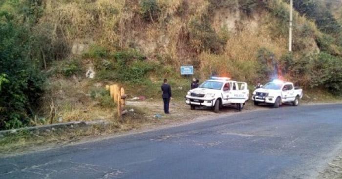 Lapidan a un hombre y abandonan su cadáver en Nejapa