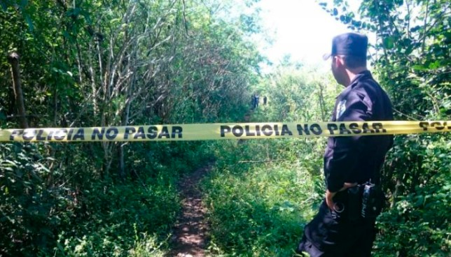 Encuentran cadáver de pandillero en estado de putrefacción en Corinto, Morazán