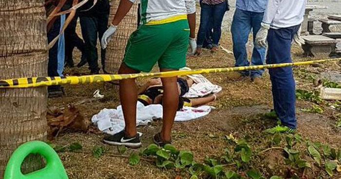Encuentran cadáver de hombre que murió ahogado en la playa El Cuco