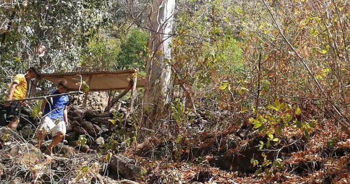 Encuentran cadáver pútrido de un hombre en cerro de Cacaopera, Morazán