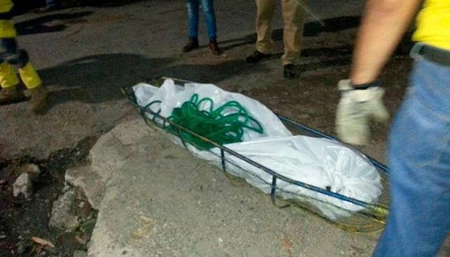 Encuentran en un río de Apopa el cadáver de una joven que fue privada de libertad el jueves