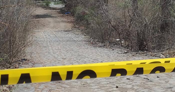 Encuentran cadáver embolsado en Santa Rosa de Lima, La Unión