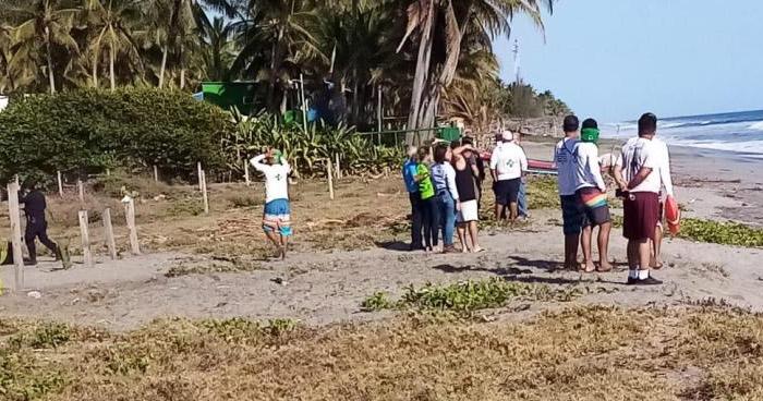 Localizan cadáver de joven desaparecido en playa Amatecampo