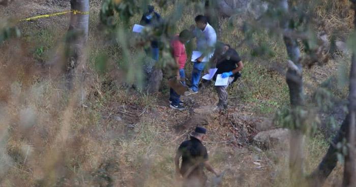Hallan cadáver en avanzado estado de descomposición en San Vicente