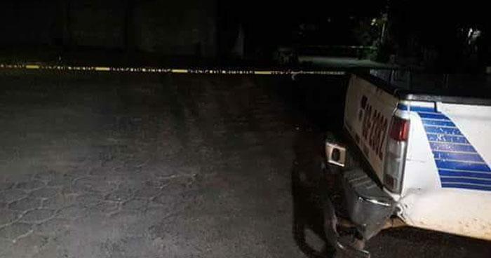 Encuentran cadáver de un joven semienterrado en San Antonio del Monte, Sonsonate