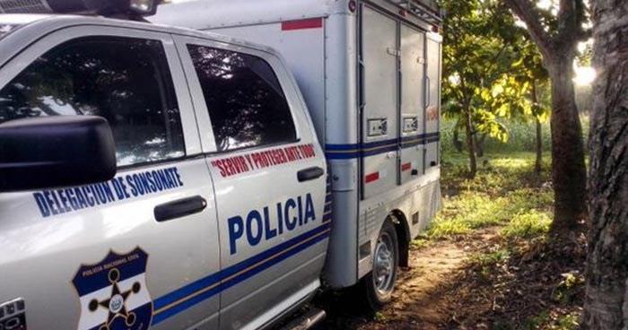 Encuentran cadáver de un hombre cerca de un punto de taxis en Sonsonate