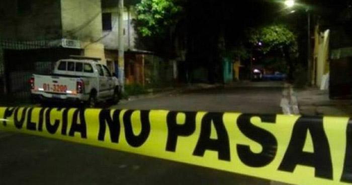 Un hombre fue asesinado en San Salvador, otro homicidio fue registrado en Antiguo Cuscatlan