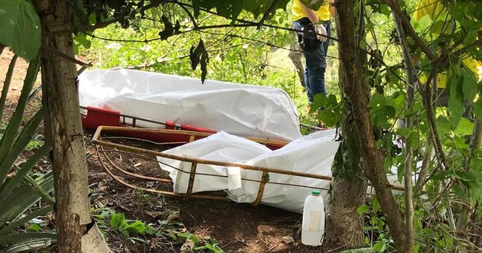 Encuentran cadáveres semienterrados en Ilobasco, Cabañas