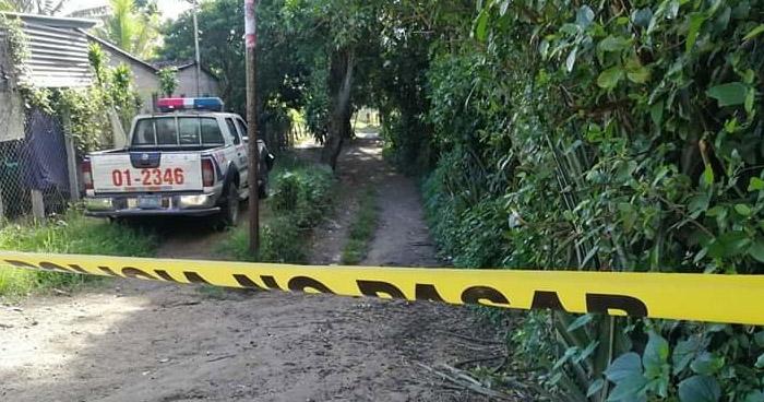 Encuentran cadáver de un pandillero en San Pedro Perulapán