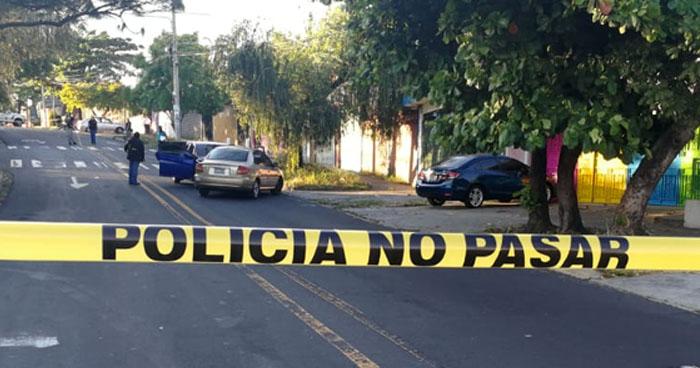 Estudiante de psicologia es la víctima asesinada en calle Los Sisimiles de San Salvador