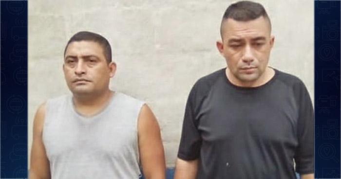 Exagentes del CAM condenados a 8 años prisión por robo