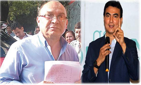 Miguel Pereira no será el único candidato para la alcaldía de San Miguel