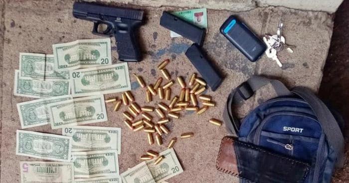 Pandilleros capturados por privación de libertad e intento de violación