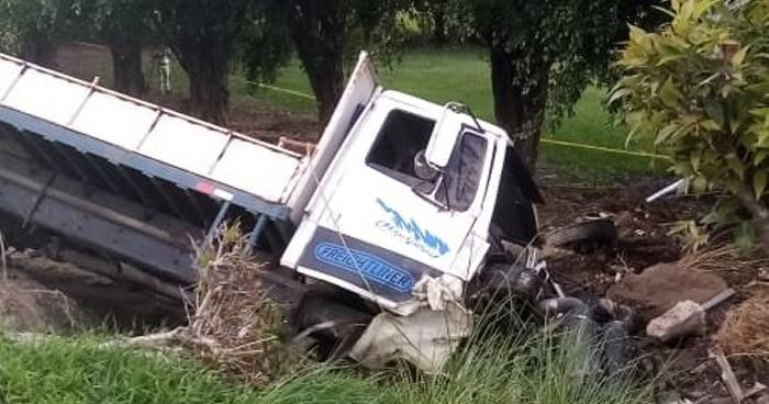 Detenido conductor ebrio que provocó accidente esta tarde que dejó 3 fallecidos