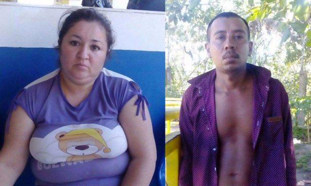 Caen dos pandilleros acusados de privar de libertad a un joven en Cuscatlán