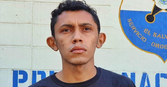 Capturan a peligroso pandillero que intimidaba en Soyapango