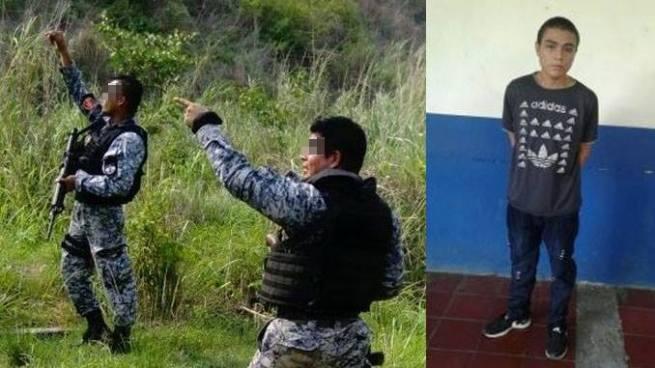 Capturan a pandillero responsable de varios homicidios y de provocar éxodos en Morazán