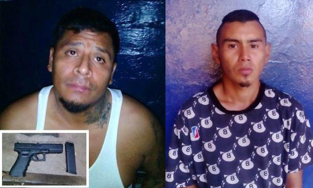 Capturan a dos sujetos por delitos relativos a las drogas y armas en distintos puntos del país