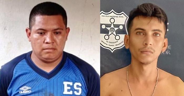 Capturados por homicidio y portación ilegal de armas