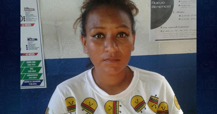 Mujer corrompía a menores de edad en el occidente del país