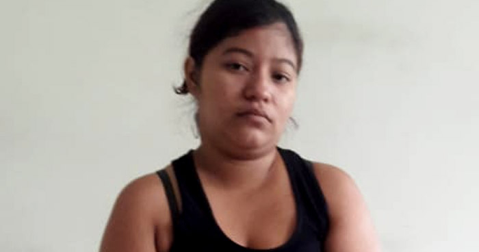 Acusada de haber asesinado a 4 personas en Zacatecoluca, La Paz