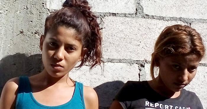 Hermanas extorsionaban en Puerto El Triunfo, Usulután