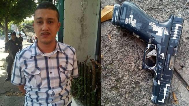 Sujeto capturado tras persecución en Mejicanos será procesado por homicidio