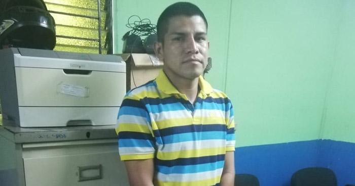 Capturan a sospechoso de haber estrangulado a su pareja en Ciudad Delgado