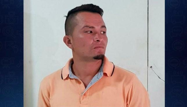 Capturan a sujeto por agredir a su pareja en estado de embarazo en San Miguel
