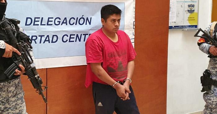 Capturan a peligroso palabrero de una pandilla en La Libertad