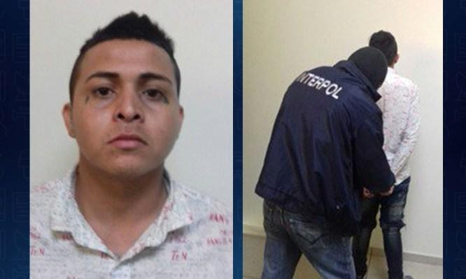 INTERPOL captura a pandillero que pretendía huir del país con rumbo hacia Estados Unidos