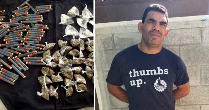 Nicaragüense capturado cuando distribuía drogas en la capital salvadoreña