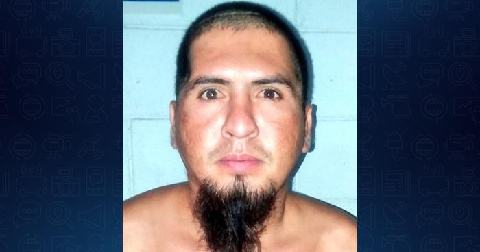 Capturan a pandillero que delinquía en Ilopango y se había refugiado en San Vicente