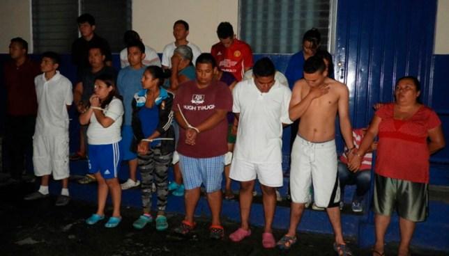 Autoridades ordenan la captura de más de 150 pandilleros en San Salvador